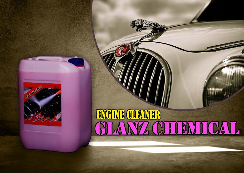 مایع موتور شوی نانو Glanz Chemical